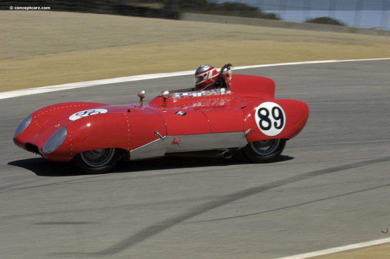 Chassis 0259. 1956 Lotus Eleven chassis information