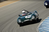 1A: 1955-61 Sports Racing cars under 2000cc