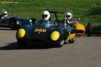 Group 3: Sports Racers and Formula Cars