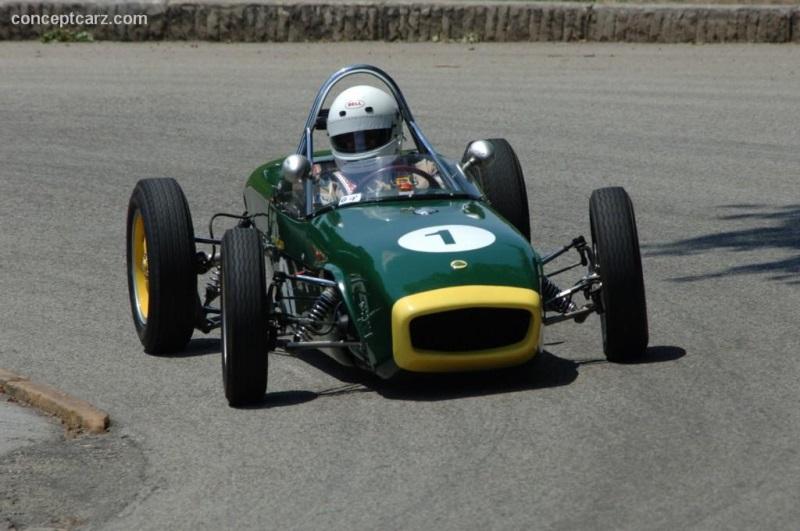 1957 Lotus 18 FJ