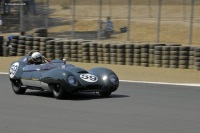 1958 Lotus Fifteen.  Chassis number 602-1