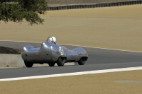 1958 Lotus Fifteen.  Chassis number 612