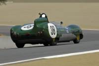 1958 Lotus Eleven Series II.  Chassis number 506