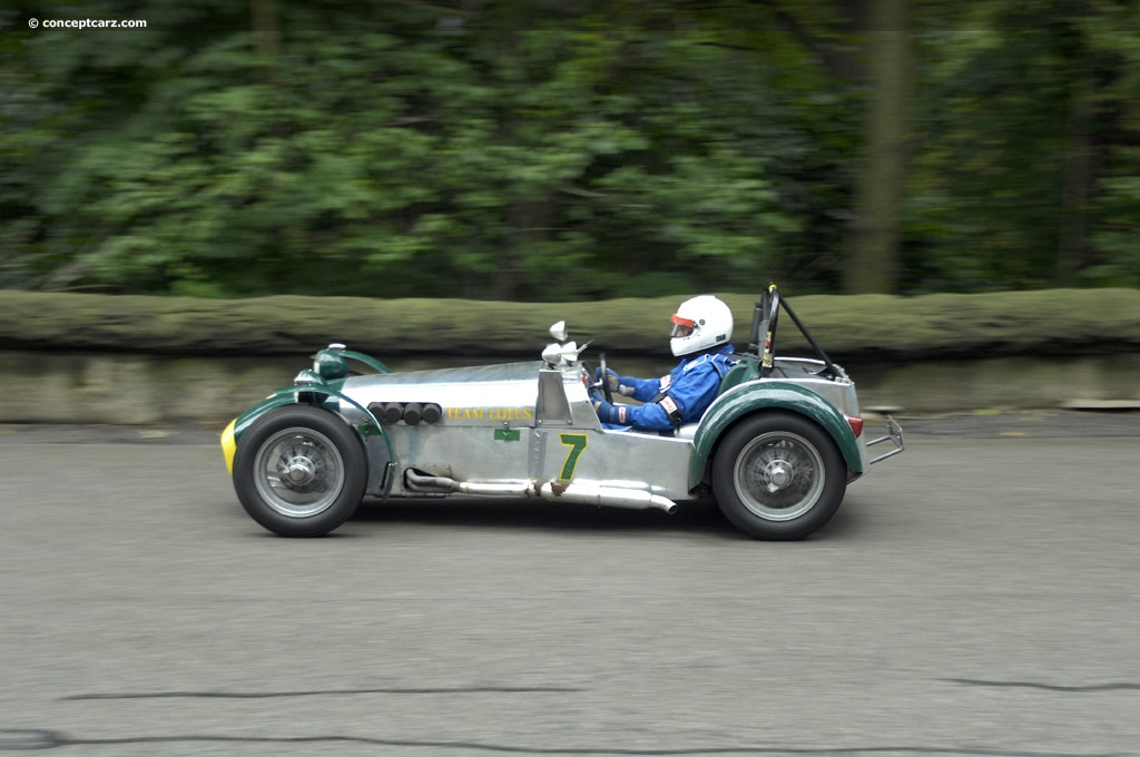 1958 lotus seven at the the 28th annual pittsburgh vintage grand prix. Black Bedroom Furniture Sets. Home Design Ideas