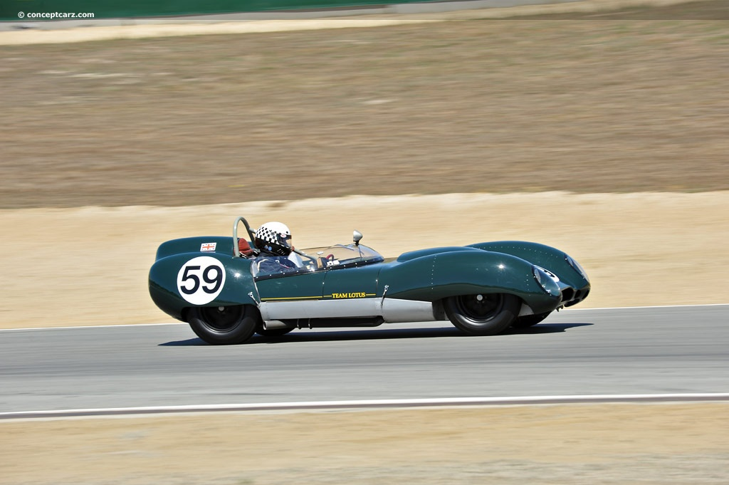1958 Lotus Fifteen