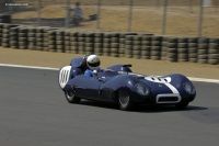 1958 Lotus Eleven Series II.  Chassis number 548