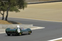 1958 Lotus Eleven Series II.  Chassis number 542