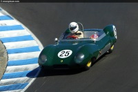 1958 Lotus Eleven Series II