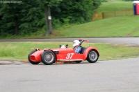 Vintage Sports Racers, Formula Jr. & Formula Vee up to 1960