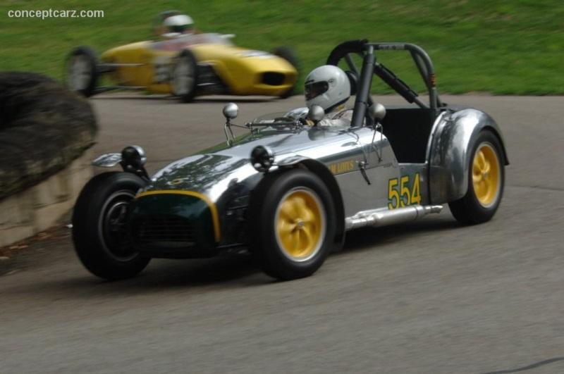 Lotus Super Seven >> 1959 Lotus Seven Image. Photo 202 of 240