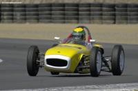 1960 Lotus 18 Formula Junior.  Chassis number 18-FJ-727