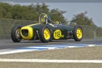 1960 Lotus 18 Formula Junior.  Chassis number 18J817