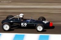 1951-1963 Formula Jr. & F3 Cars