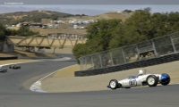 1962 Lotus Type 22.  Chassis number 22-FJ-36