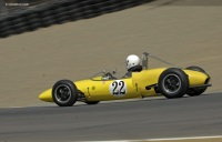1962 Lotus Type 22.  Chassis number 22-J-37