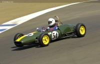 1962 Lotus Type 22.  Chassis number 22-F3-40
