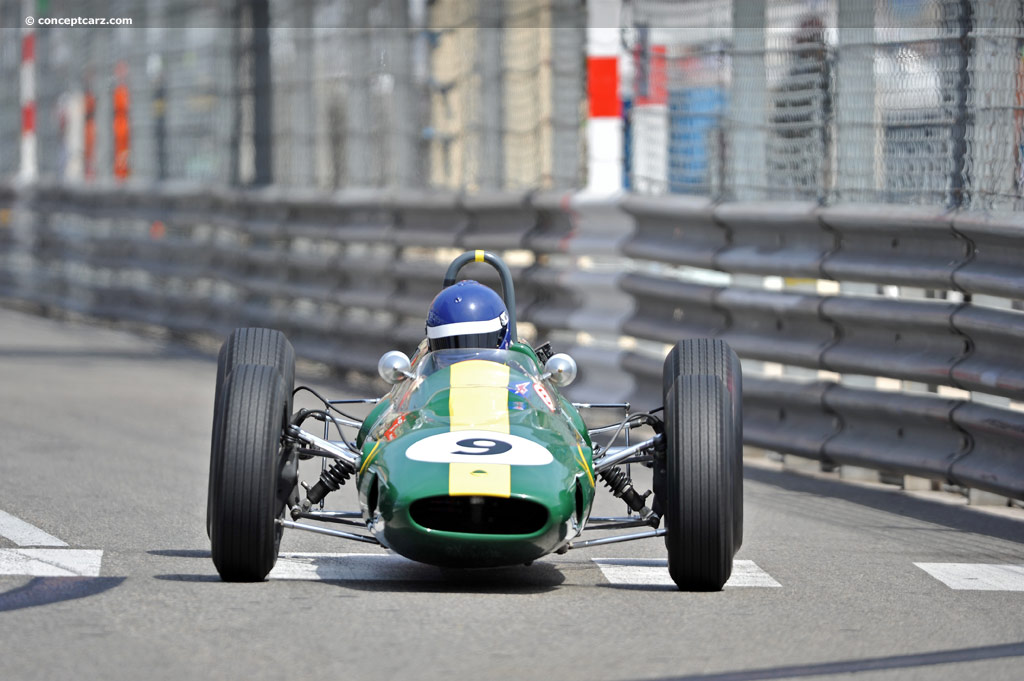 1962 Lotus 25