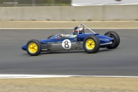 1962 Lotus Type 27.  Chassis number 27-JM-1