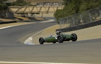 1962 Lotus Type 22.  Chassis number 22-J-19