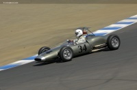1962 Lotus Type 22.  Chassis number 22-FJ-17
