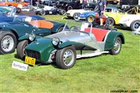 1962 Lotus Super Seven.  Chassis number SB1401