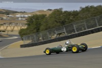 1963 Lotus Type 27.  Chassis number 27-JM-22