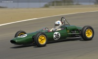 1963 Lotus Type 27.  Chassis number 36