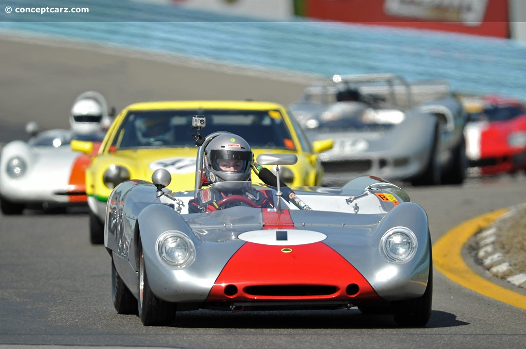 1963 Lotus 23B Pictures, History, Value, Research, News ...
