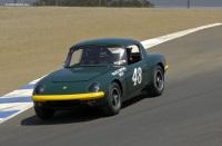1964 Lotus Elan.  Chassis number 26R-28