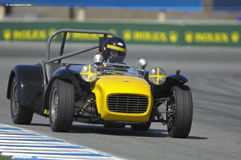 1964 Lotus Super Seven | conceptcarz.com