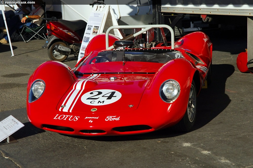 1964 Lotus Type 30 Image Chassis Number 30 L 8 Photo 10