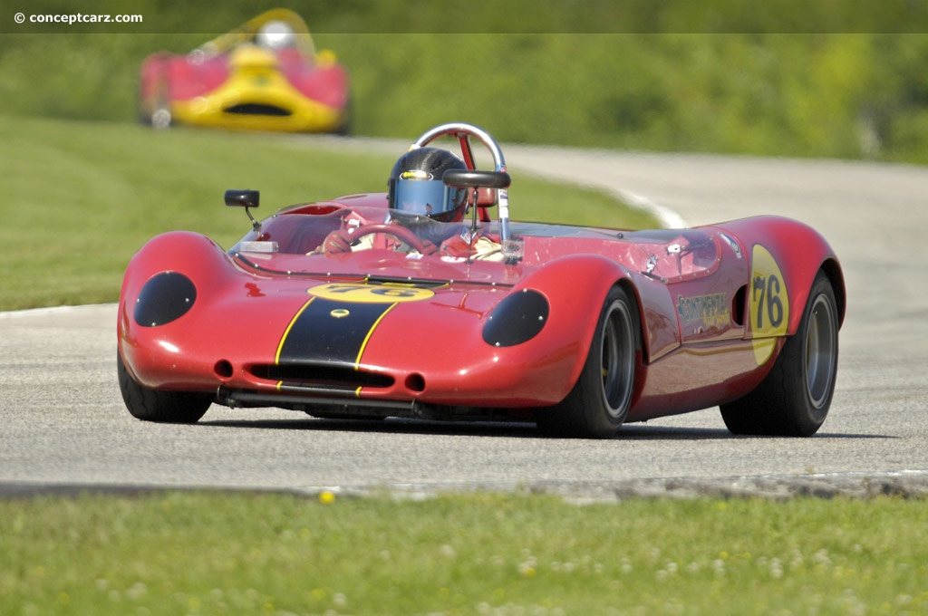 1966 Lotus 23C History, Pictures, Value, Auction Sales ...