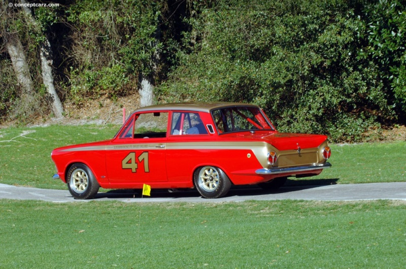 1965 Lotus Cortina | conceptcarz com