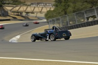 1965 Lotus Seven.  Chassis number 2068