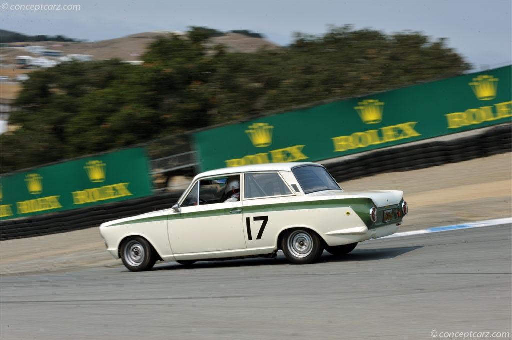 1966 Lotus Cortina MKI | conceptcarz com