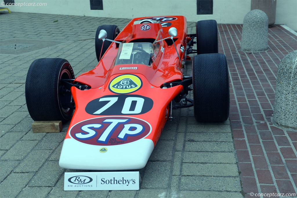 1968 Lotus Type 56 History, Pictures, Value, Auction Sales ...