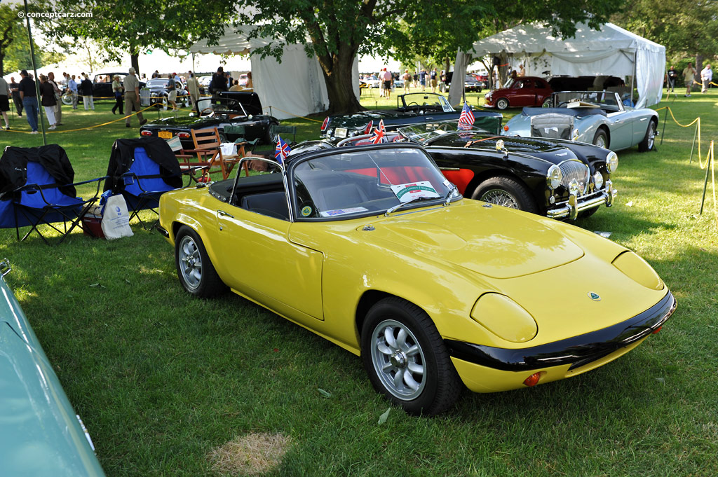 Auction Results and Sales Data for 1969 Lotus Elan