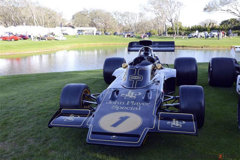 1970 Lotus 72