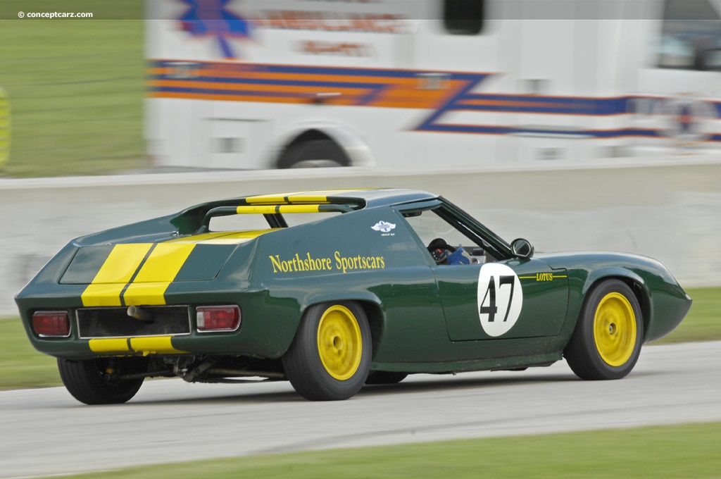 1970 Lotus Europa Image