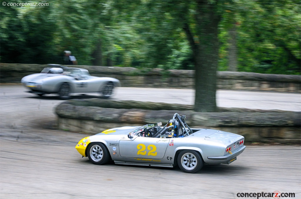 Auction Results and Sales Data for 1971 Lotus Elan