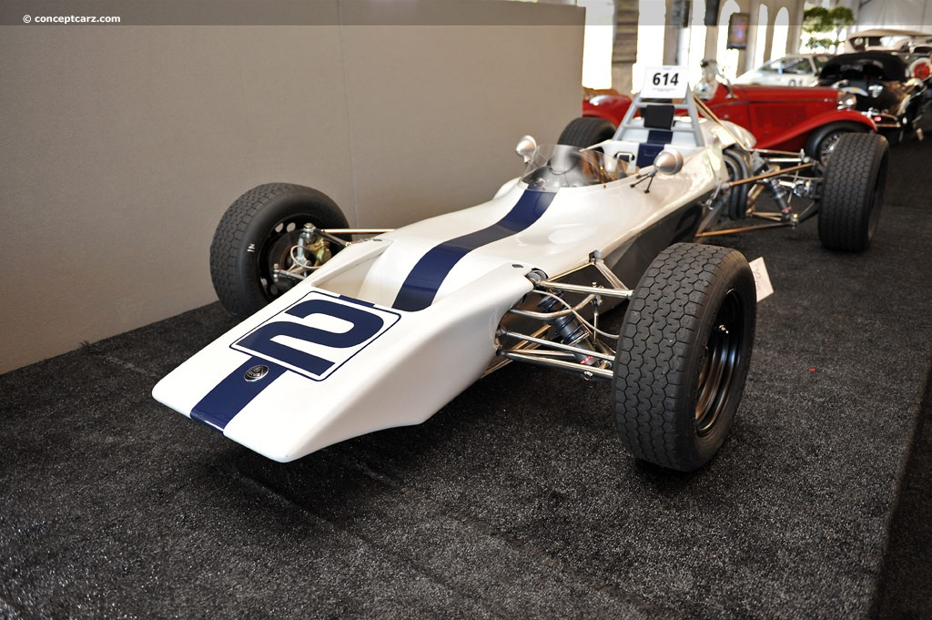 Auction Results and Sales Data for 1971 Lotus Type 69