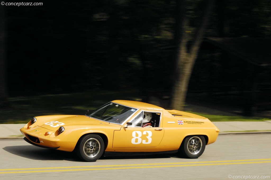 Auction Results and Sales Data for 1972 Lotus Europa