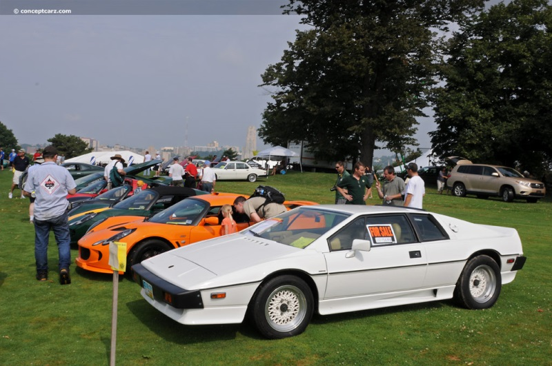 1985 Lotus Esprit pictures and wallpaper