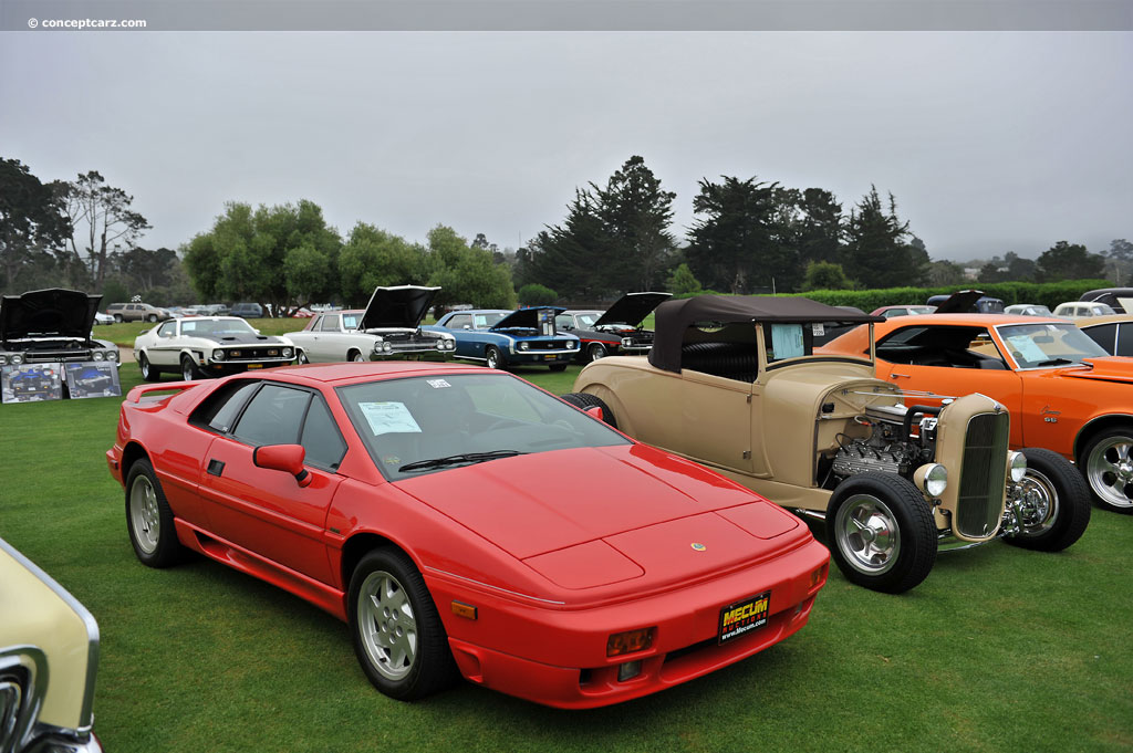 Auction Results And Sales Data For 1989 Lotus Esprit