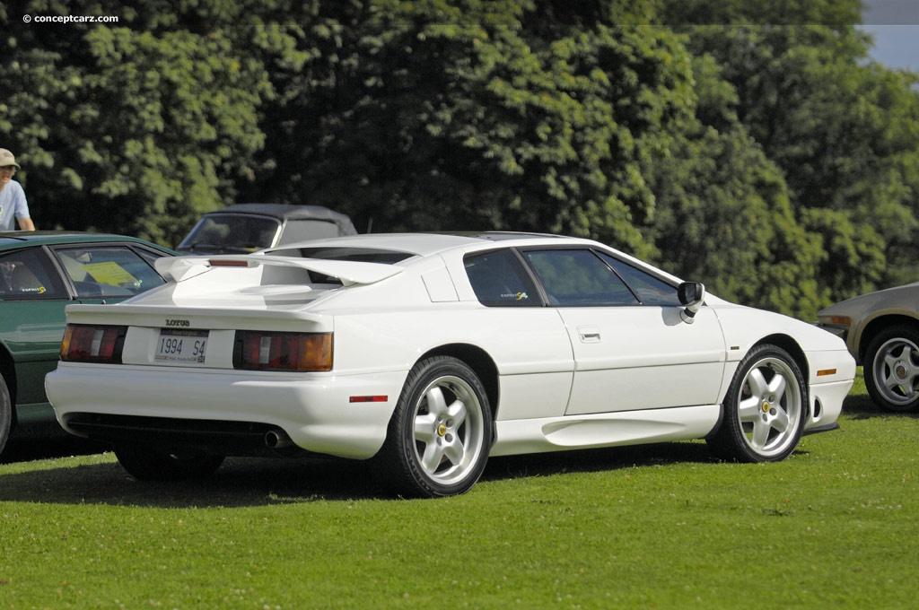1994 Lotus Esprit Turbo Image
