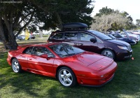 1994 Lotus Esprit Turbo.  Chassis number SCCFD30B4RHF61108