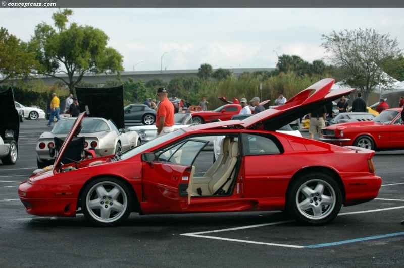 1995 Lotus Esprit Image Chassis Number Sccfd30cxshf61404 Photo 26