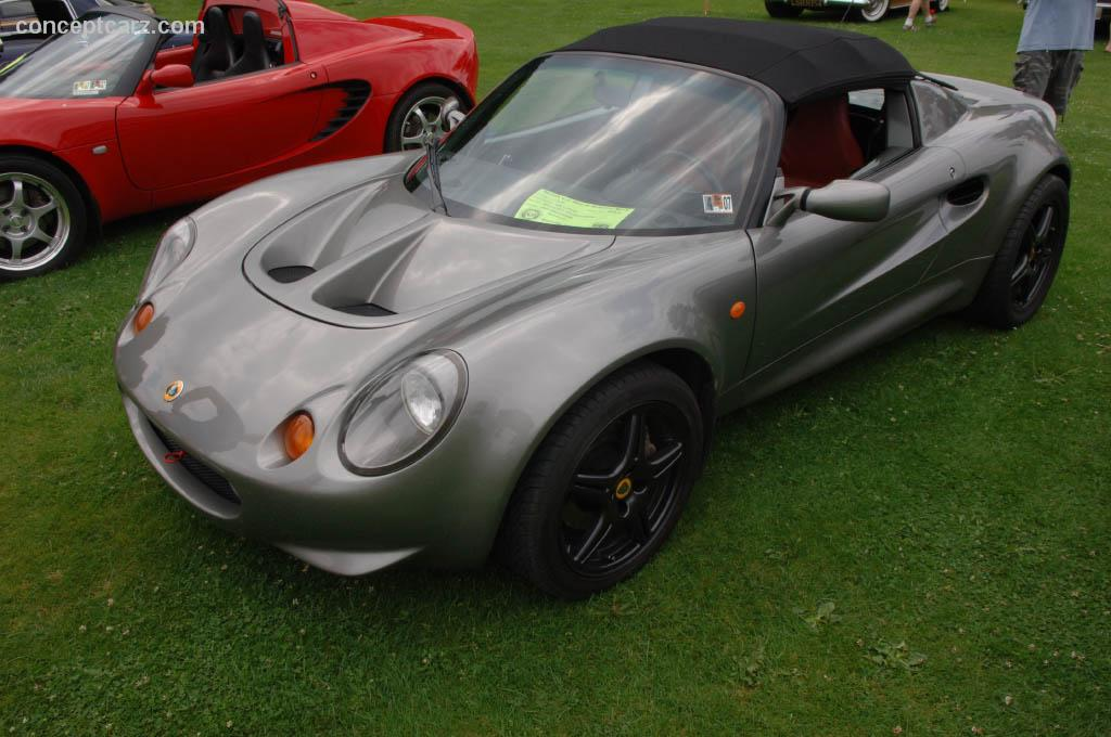 Auction Results and Sales Data for 1999 Lotus Elise