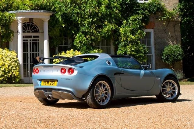 2016 Lotus Elise 250 Special Edition Image Photo 3 Of 8