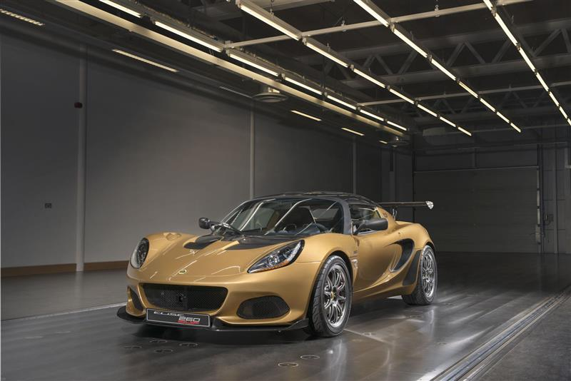2017 Lotus Elise Cup 260 News And Information